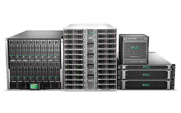 HPE ProLiant Gen10 Servers